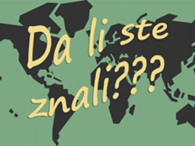 Znate li gde živi najveći glodar na planeti?