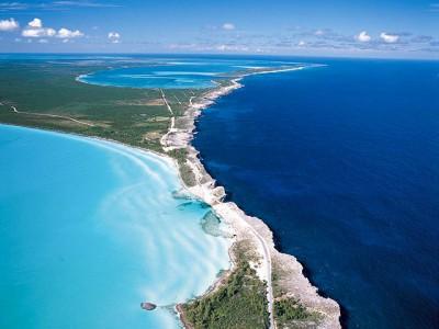 Bahami, mali turistički raj