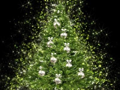 Od kada postoji tradicija ukrašavanja novogodišnje (božićne) jelke?