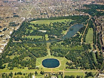 Zeleni pojas oko Londona...