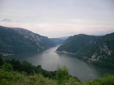 Djerdapska klisura, gvozdena kapija Dunava