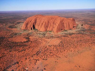 Da li znate gde se nalazi najveća stena na planeti Zemlji?