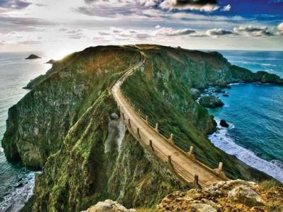 Šta ostrvo Sark čini jedinstvenim u Evropi?