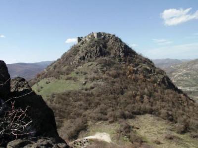 Paleovulkanski reljef Srbije