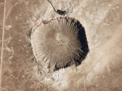 Meteoritski krateri i kiše mateora