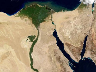 Da li znate koja je najduža reka sveta koja teče ka severu?