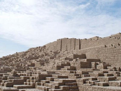 Gde se nalazi najveća piramida na svetu?