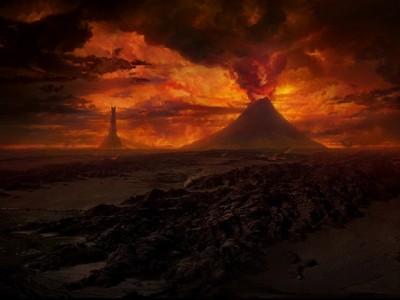Da li ste znali da Mordor zaista postoji?