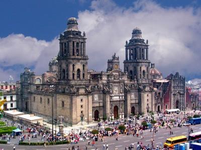 Da li će Meksiko Siti potonuti?