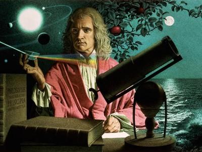 Šta mislite, da li je jabuka Isaka Njutna još uvek živa?
