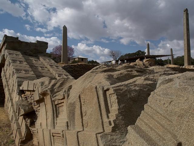 Aksum, između drevnog kraljevstva i savremenog grada