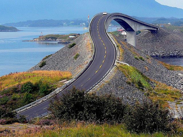 Atlantski put, najlepša vožnja na svetu