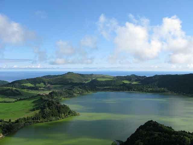 Azorska ostrva, u srcu Atlantika