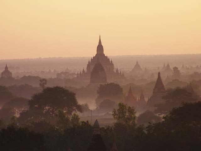 Bagan i Dolina hramova