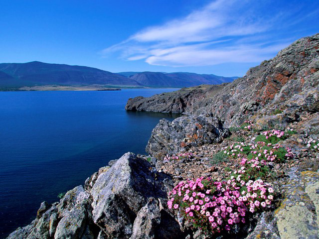 Bajkalsko jezero, plavi dragulj Sibira