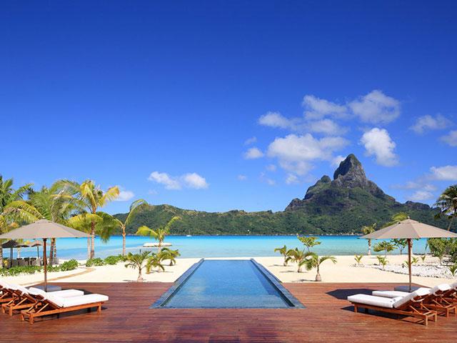 Bora Bora, mesto najbliže raju na Zemlji