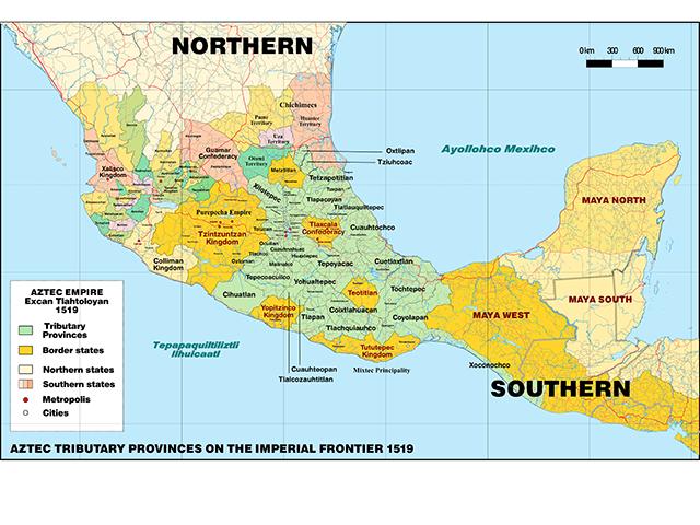 Civilizacije Mezoamerike