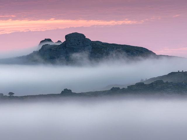 Dartmur, lepota sakrivena u magli