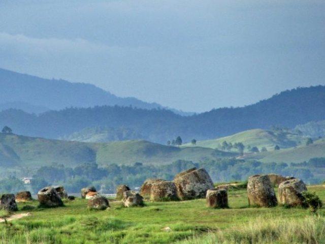 Dolina ćupova, nerešena misterija Laosa