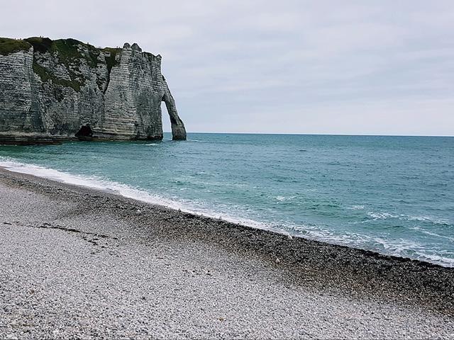 Etreta, obala alabastera
