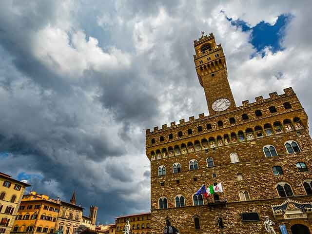 Firenca, duša Italije