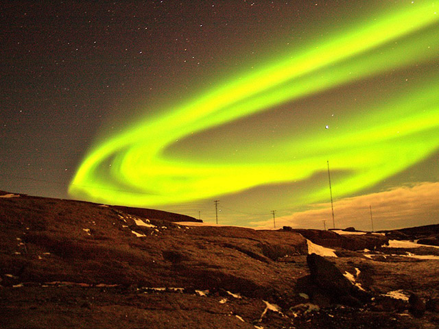 Grenland, zelena a bela zemlja