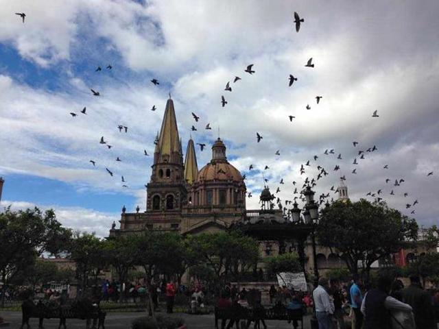 Gvadalahara, rodno mesto tekile i marijači muzike