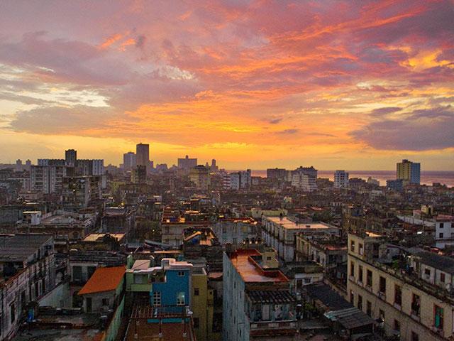 Havana, prelepi grad kontrasta