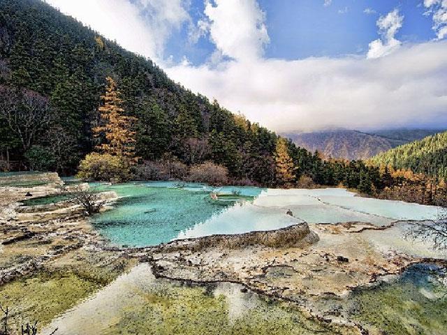 Huanlung, najlepši pejzaži Kine