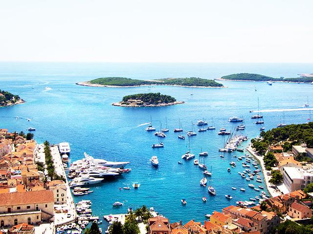 Hvar, najlepše ostrvo Jadrana