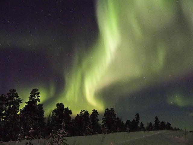 Inari, ukras Laponije