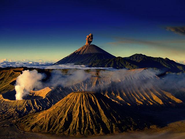 Java, ukras Indonezije