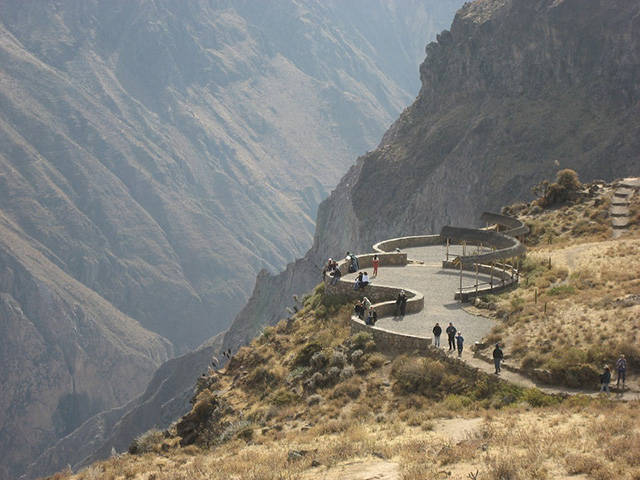 Kanjon Kolke, potpuno odsečen od sveta