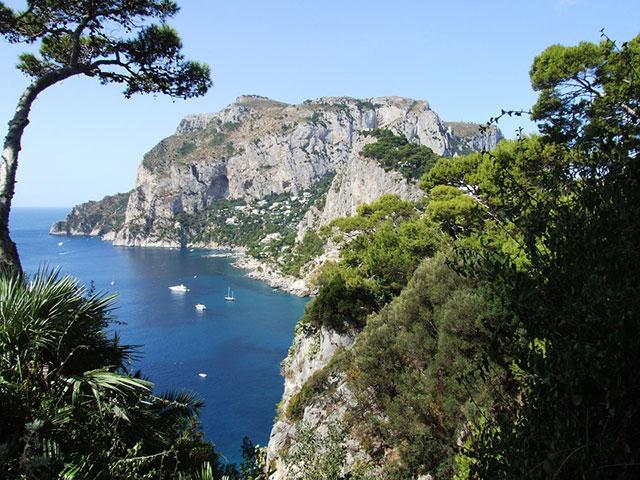 Kapri, najživopisniji biser Mediterana
