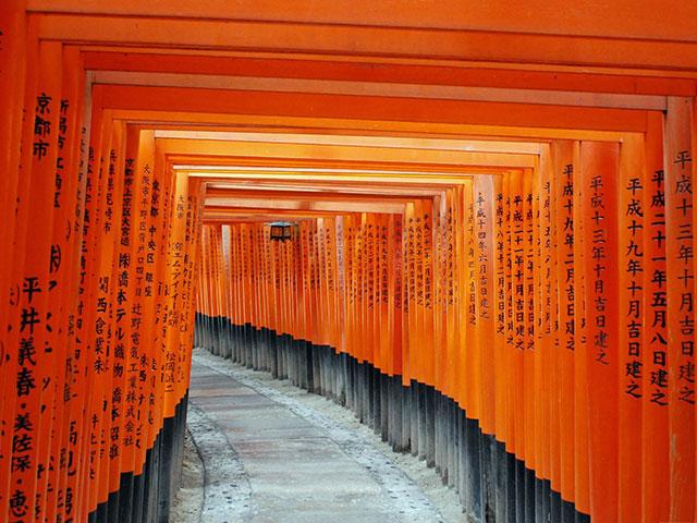 Kjoto, čuvar japanske tradicije