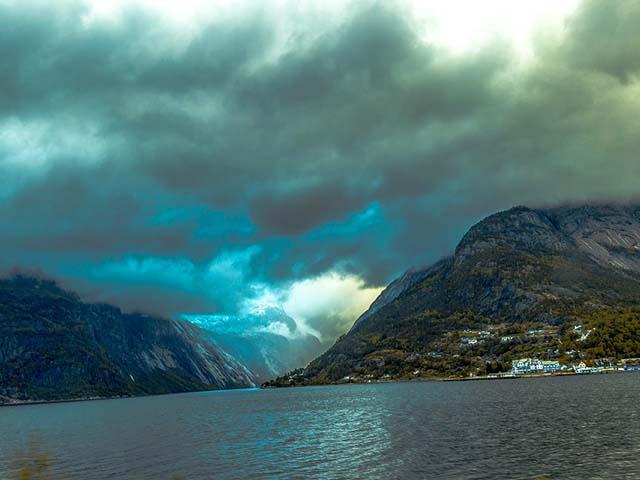Lofotska ostrva, ukras arktičkog kruga