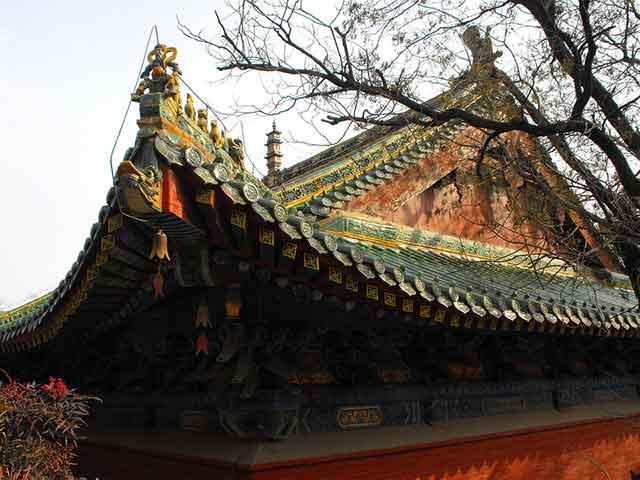 Manastir Šaolin, svetilište i kolevka kung fua