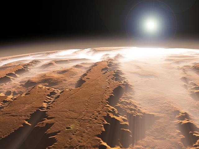 Mars, naš budući dom!?