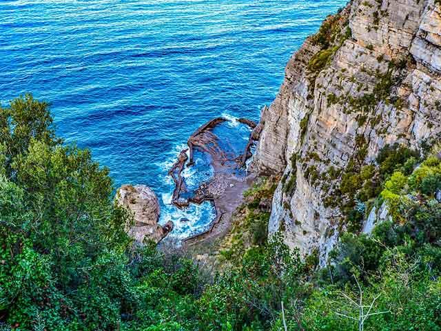 Obala Amalfi, najlepša u Italiji