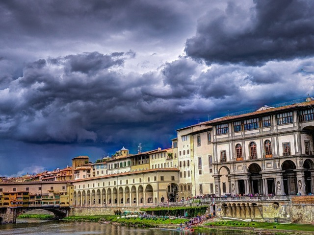 Oblaci kao ukras našeg neba
