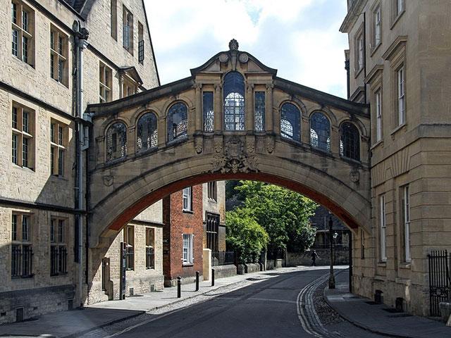 Oksford, akademski centar Evrope