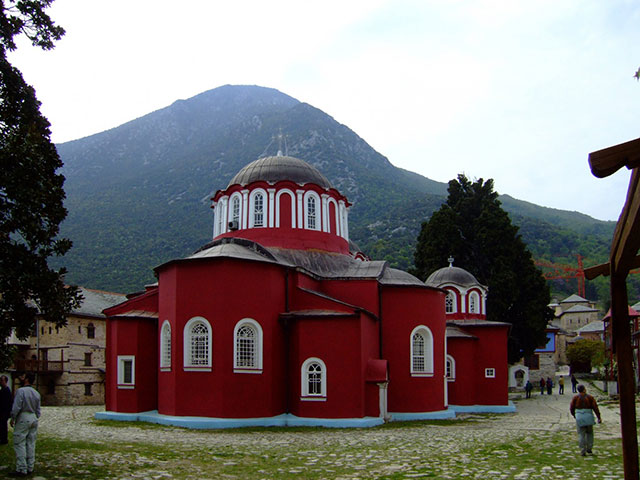 Planina Atos i Sveta gora