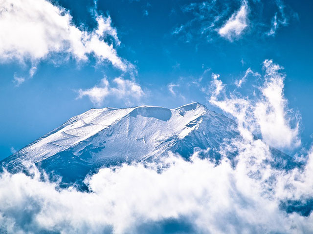 Planina Fudži, najpoznatije obeležje Japana