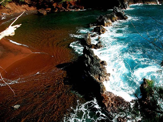 Plaže različitih boja: jedinstvene, drugačije i prelepe