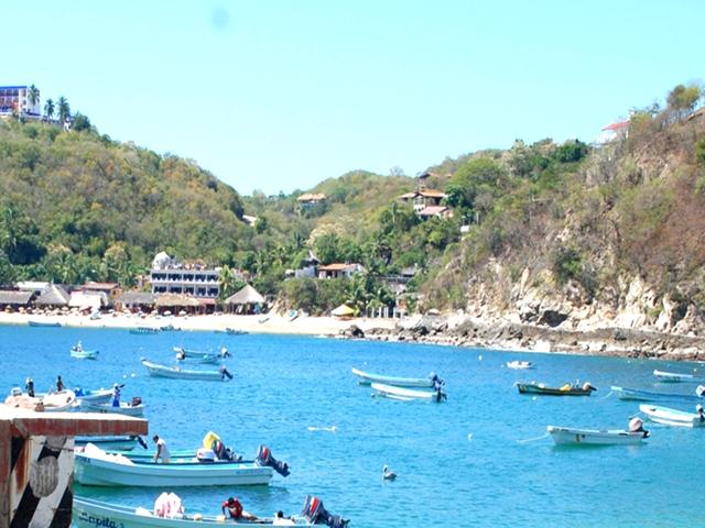 Puerto Anhel, u duhu starog Meksika