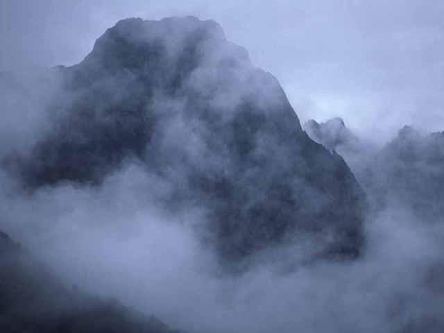 Ruvenzori, Mesečeva planina