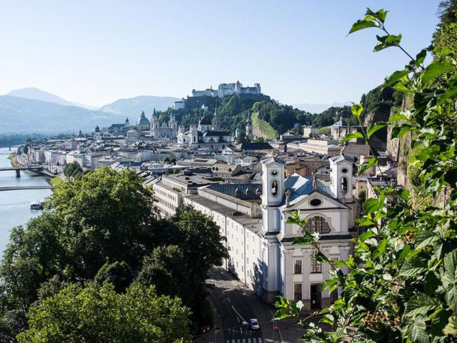 Salcburg, jedan od najlepših gradova Evrope i rodno mesto čuvenog Mocarta