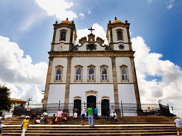 Salvador (de Baija), komadić Afrike u Brazilu