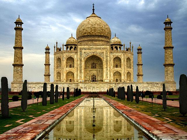 Tadž Mahal, svetsko arhitektonsko čudo
