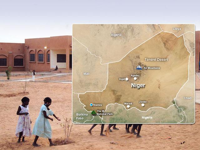 Tenere pustinja, surovo utočište Tuarega